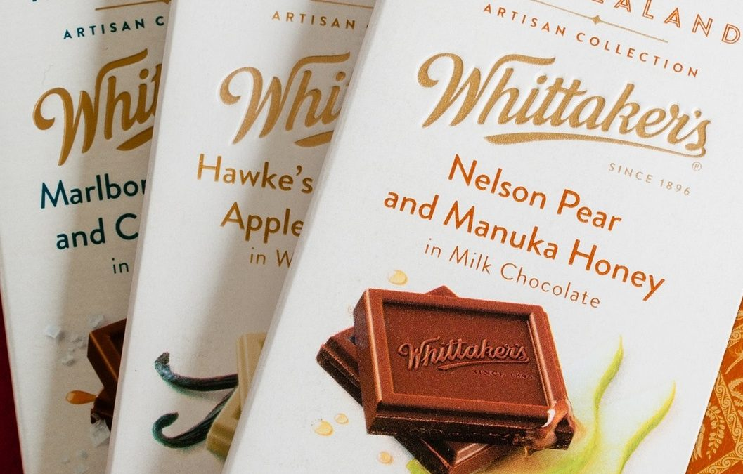 Whittaker's most trusted and iconic brand – again