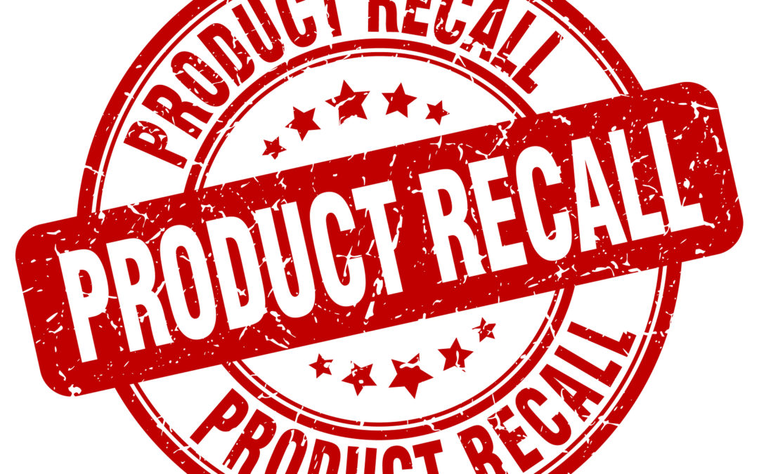 Food and Product Recall & Withdrawal