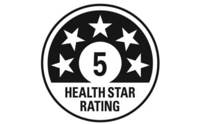 More than 4000 products with Health Stars