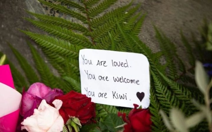 Call for donations for Christchurch